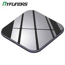 15 ワットワイヤレスチャージャーチー高速用のパッドの充電注 10 プラス S10 シャオ mi mi huawei 社の iphone XR X XS 最大 10 ワット Chargeur サンフィル