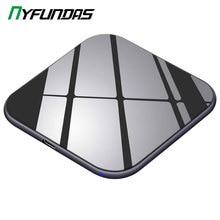 15W Draadloze Oplader QI Snel Opladen Pad Voor Samsung Note 10 PLus S10 Xiao mi mi huawei Iphone xr X XS MAX 10W Chargeur sans fil