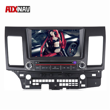 Android 7.1 Car Mulimedia Player 2 Din Radio Portable Vehicle GPS Navigation Truck Bluetooth Stereo 4K Video Player Autoradio