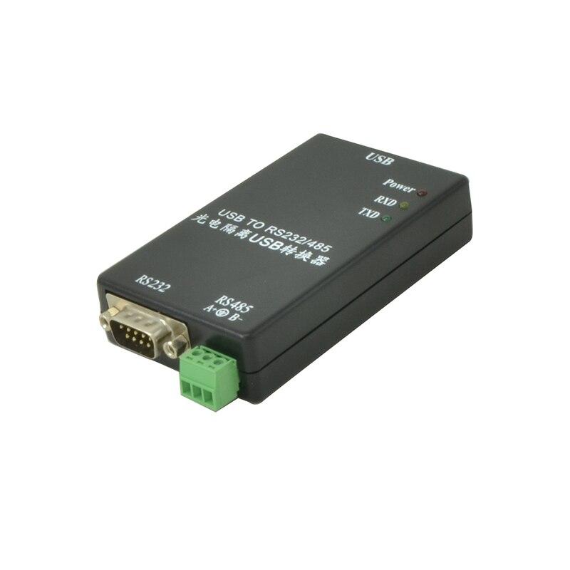 CWS1608A Yükseltme Sürümü Fotoelektrik Yalıtım USB için USB dönüştürücü USB RS485USB to RS232 Endüstriyel Llightning Koruma title=
