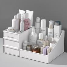rangement organizer Storage makeup organizer box organiser storage makeup desktop nail polish lipstick for cosmetics storage box