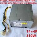 Новый блок питания для Lenovo H530 M8400T TS140 230 310W блок питания PCC001 54Y8896 PCB033 HK380-16FP FSP280-40PA PCE021 FSP310-40AGBAA