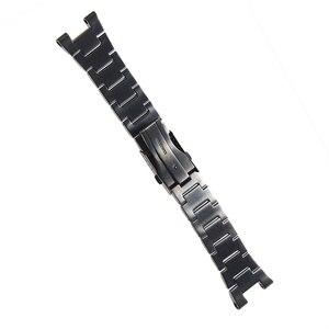 Image 3 - Timelee pulseira de aço inoxidável para pulseira de relógio GST 210, GST S100,GST W110 pulseira de relógio