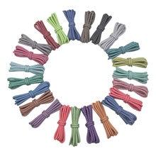 Новинка модные блестящие светоотражающие шнурки coolstring длиной
