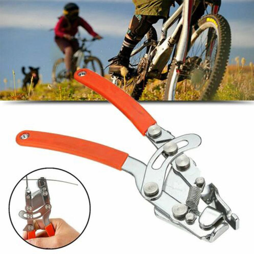 Bicycle Inner Cable Wire Puller Pliers Hand Tool Tensioner Brake Gears Repair Tool