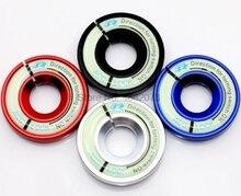 Door DHL of Fedex 200 stuks contactsleutel ring Schakelaar deksel stickers voor Volkswagen Lanya Polo Nieuwe Bora Golf 6CC tiguan Sagitar goedkope