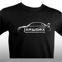 JAPWORX SUB IMPREZA BUGEYE WRX JMD DRIFT CAR T-SHIRT2019 Fashion Brand Mens Short Sleeve Tee Shirts