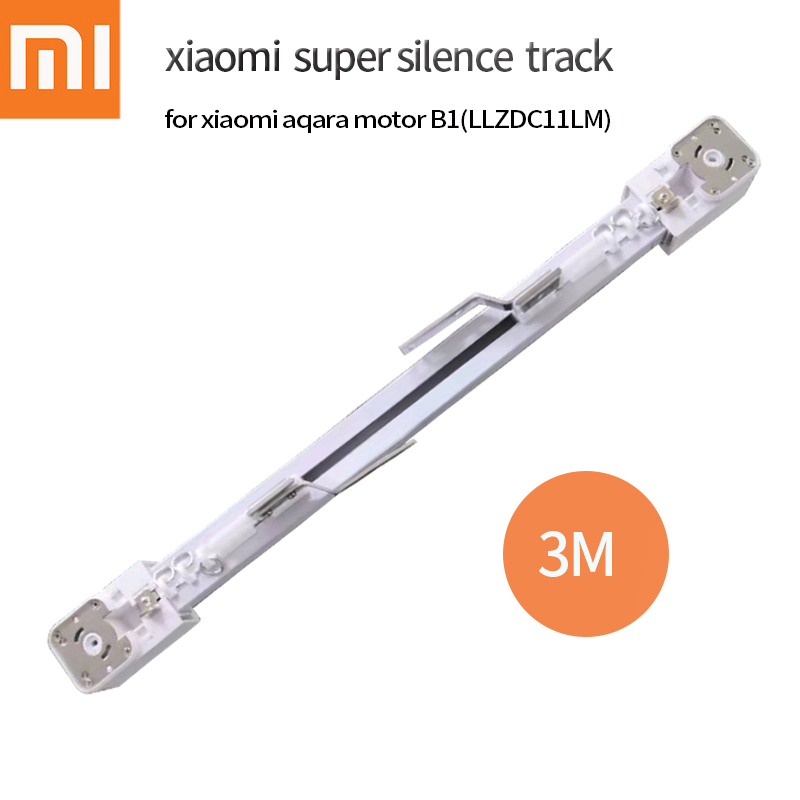 Electric Curtain Track For Xiaomi Aqara B1 Motor Customizable Super Quite For Xiao Mi Smart Home For 3m