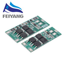 10PCS 2S 10A 20A 7.4V 8.4V 18650 Polymer Lithium Battery Protection BMS Board Standard Balance Modul