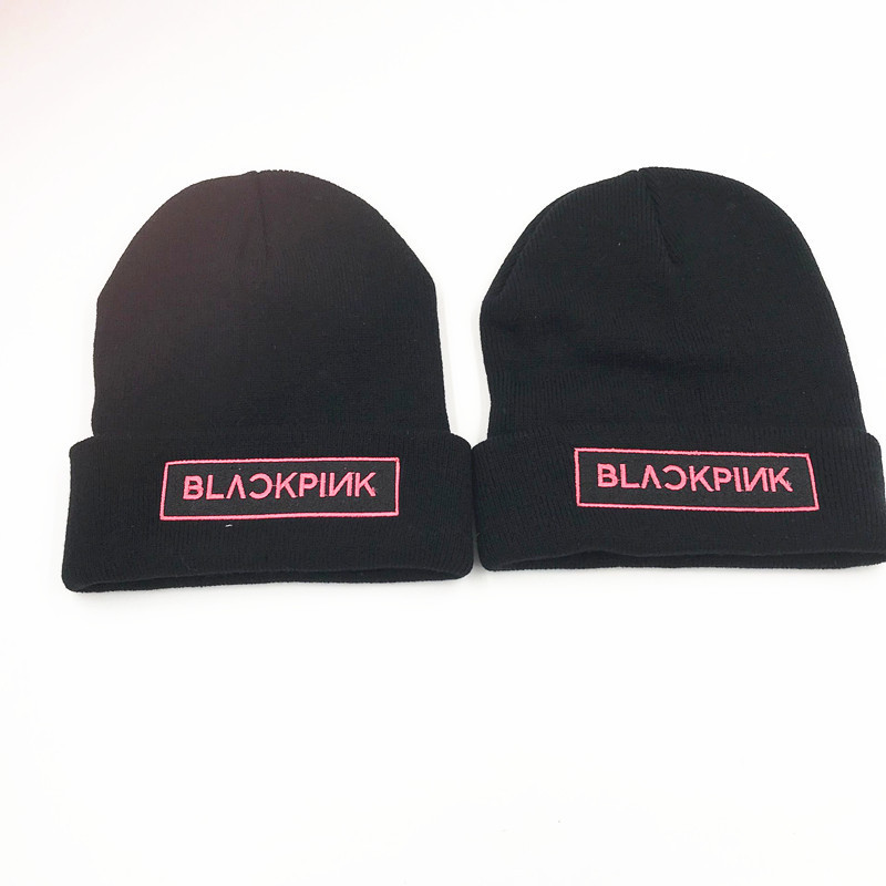 BLACKPINK Knitted Beanie Hat