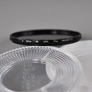 Image 3 - Filtro Japón Hoya HD CPL 58mm 67mm 72mm 77mm 82mm polarización Circular hoya HD CIRPL Slim polarizador para lente de cámara hecho en Japón