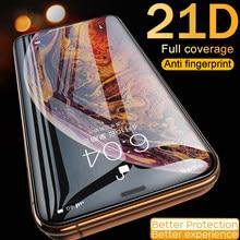 Gehärtetem Glas Für iPhone 11 12 Pro Max Screen Protector 11Pro Max 11 Max Pro Protector 6 6S 7 8 Plus X Xs Max Se 2020 Xr 8 Plus