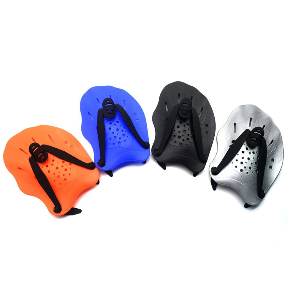 HiMISS Swim Hand Paddles Children Adult Diving Swimming Fin Webbed Paddles