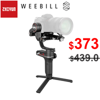 Zhiyun Weebill S 3 Axis Image Transmission Handheld Gimbal Stabilizer for Sony A7 Panasonic EOS R Mirrorless Camera OLED Display