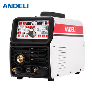 Image 4 - ANDELI Multi function Welding Machine MIG TIG pulse MMA and Cold Welding 4 in 1 Multi function Cold Welding Machine