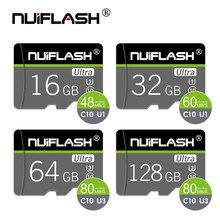 High Speed Micro SD Speicher Karte 16gb 32gb Class10 Micro Sd-karte 64GB Flash TF Karten C10 cartao de memoria 128 256 GB für Telefon