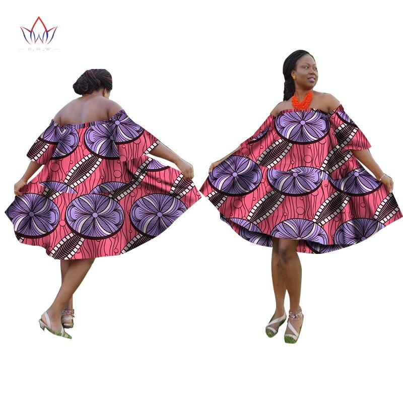 Летнее платье в африканском стиле для женщин, плюс размер, платье-Блейзер, Дашики, без бретелек, свободное сексуальное платье, повседневное ...