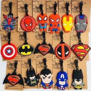 Marvel Batman Superman cartoon