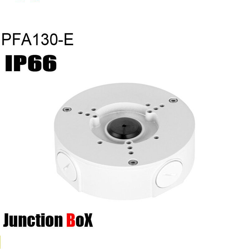 DH Waterproof  Junction Box For CCTV Dome Camera , Bullet Camera Mounting Base PFA130-E Replace DH-PFA130