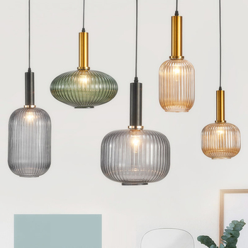 modern bottle glass pendant lights lighting bedroom living room dining hanging lamp villa luminaire home decor kitchen fixtures Nordic Restaurant Pendant Lights Glass Modern Dining Room Pendant Hanging Lamp Bedroom Living Room Kitchen Decor Lighting