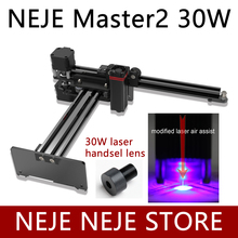 Desktop-Laser Engraver Cnc Router Cutting Neje-Master-2 And 20W/30W