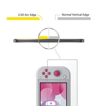 Switch screen protector compatible with Switch Lite, tempered glass screen protector, high-definition transparent film tempered цена 2017