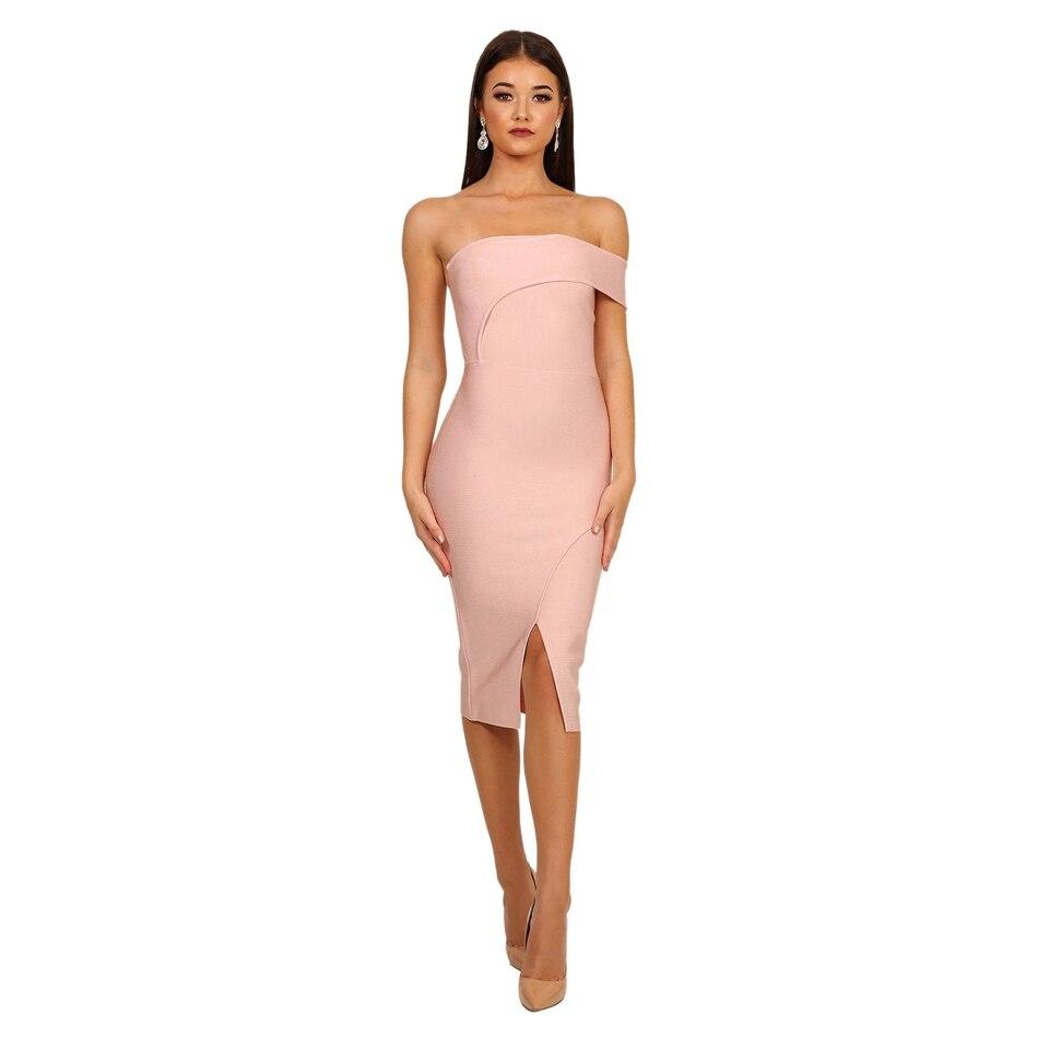 women bandage dress-026