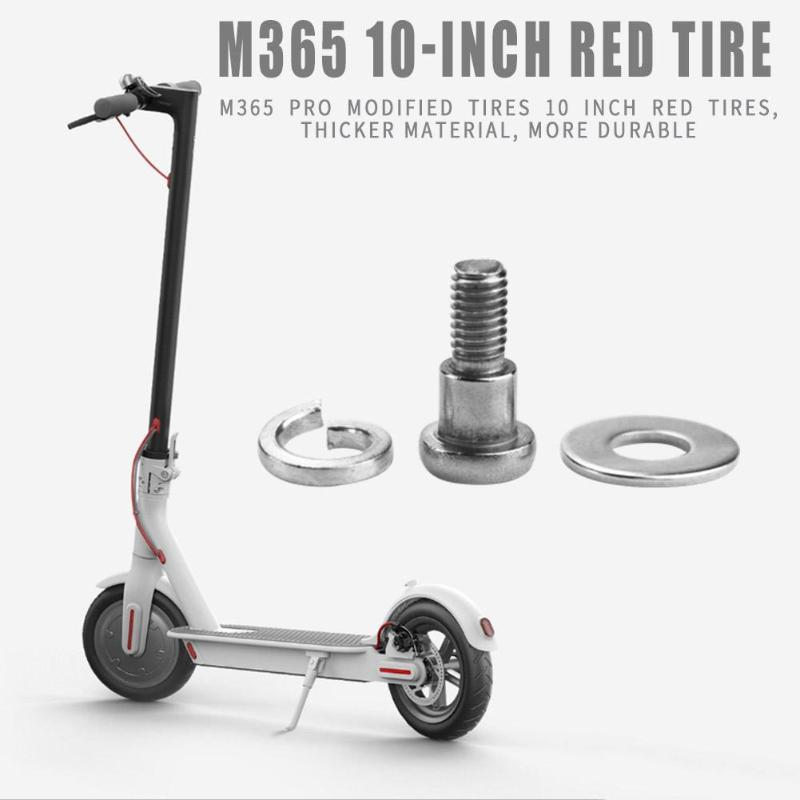 Electric Skateboard Scooter Rear Wheel Fixed Bolt Screw For Xiaomi M365 Scooter Electric Scooter Screw Parts Accessories