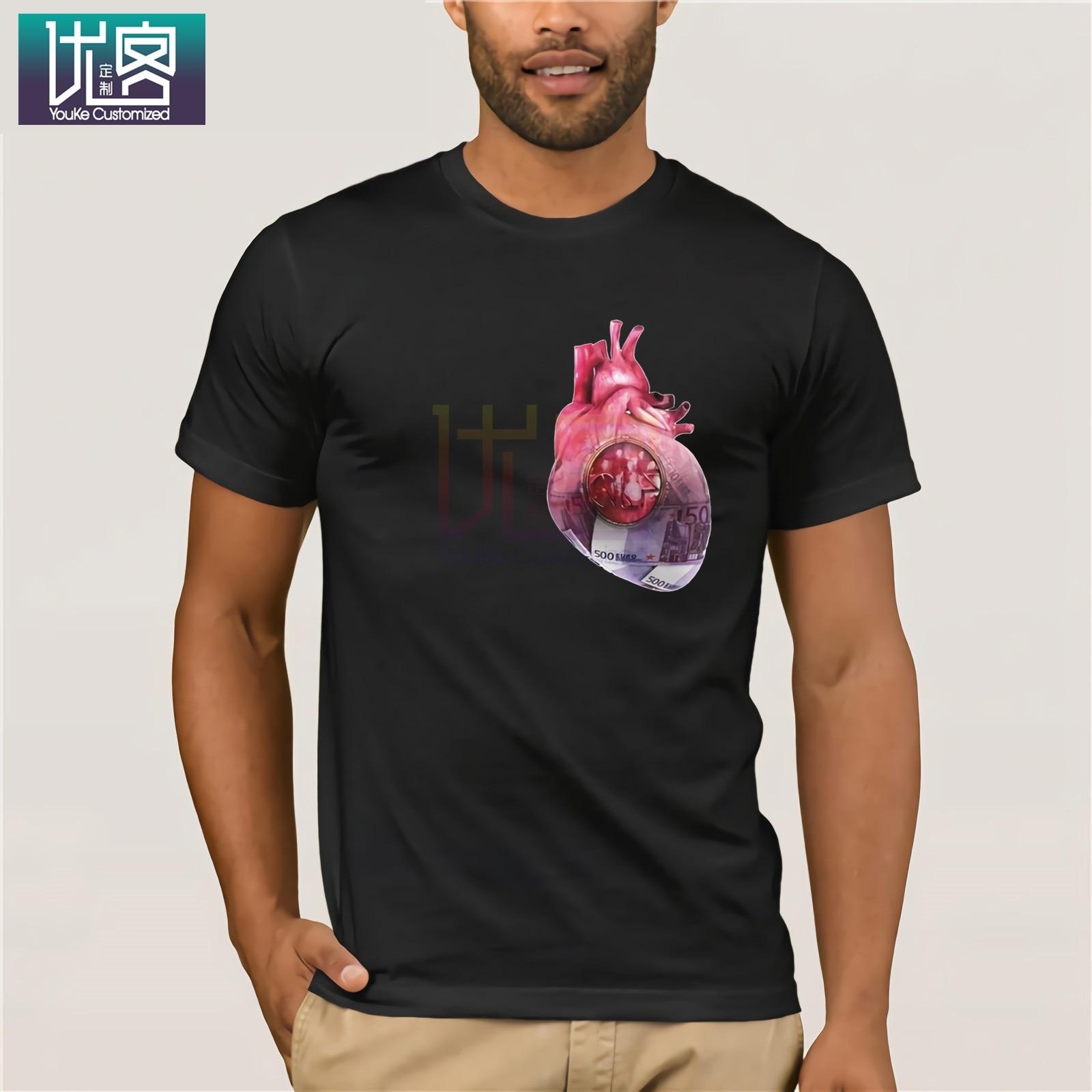 PNL T-Shirt Que La Famille Clothes Popular T-Shirt Crewneck 100% Cotton Tees Funny Tees Cotton Tops T Shirt Vintage Crew Neck