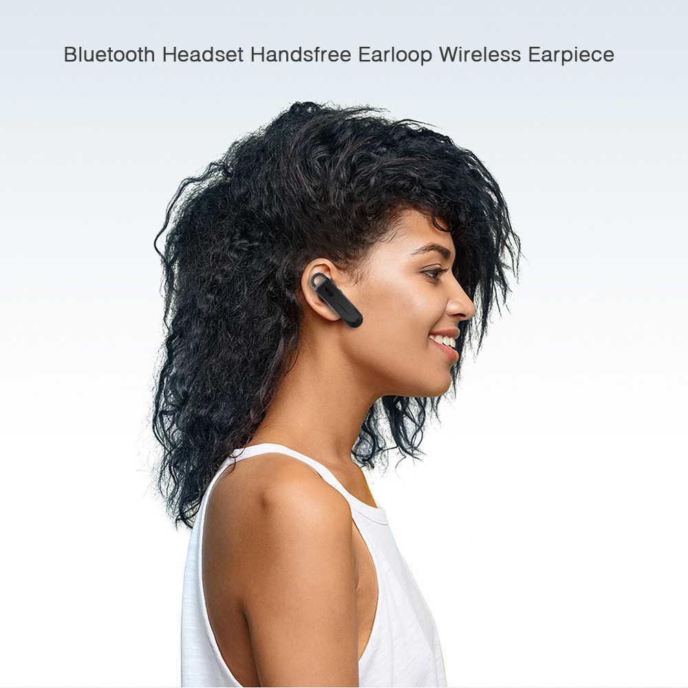 Nowy zestaw głośnomówiący bezprzewodowy zestaw słuchawkowy Bluetooth Mini zestaw słuchawkowy Bluetooth słuchawki z mikrofonem odtwarzanie muzyki dla telefonów iphone xiaomi