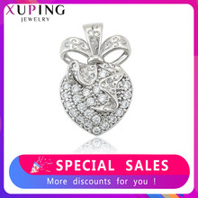Xuping Fashion Pendant Sweet Little Fresh Jewelry Pendant for Neutral Christmas Exquisite Party Gift 35655(China)