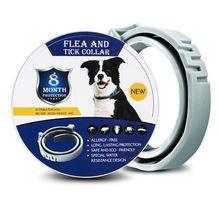 Dog neck-strap disinsection dog collar flea repellent pet cat Collars  Plastic