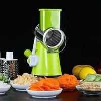 Multifunctional vegetable cutter chopper spiral slicer kitchen gadgets hot new multifunction hand
