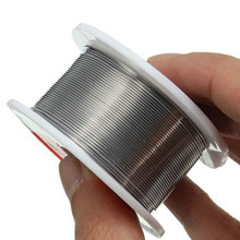 Tin Lead Tin-Wire Rosin-Core Melt Solder 63/37-Flux No-Clean NEW 50G 45FT