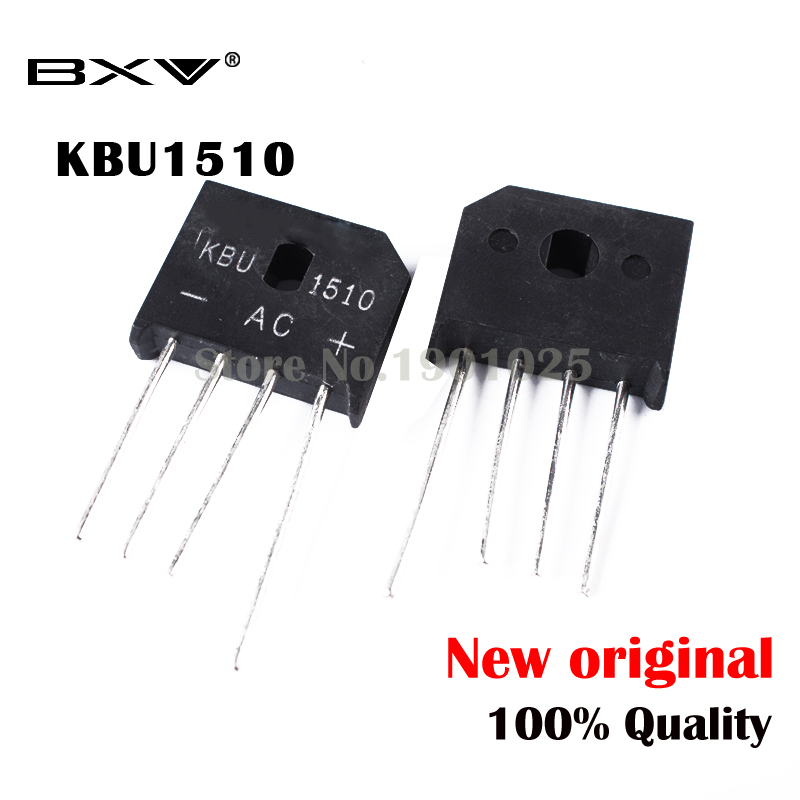10PCS NEW KBU3510 35A 1000V Bridge Rectifier original NEW K9