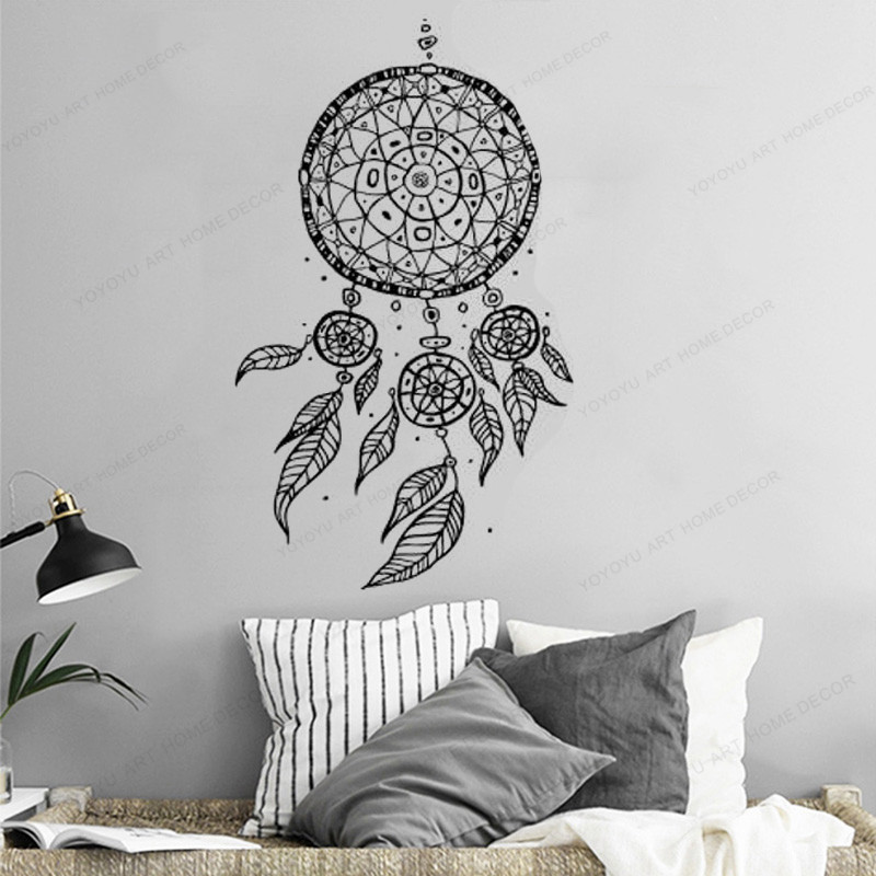 Amazing Vinyl Wall Sticker Decal Decor High Quality Fast Delivery Dreamcatcher