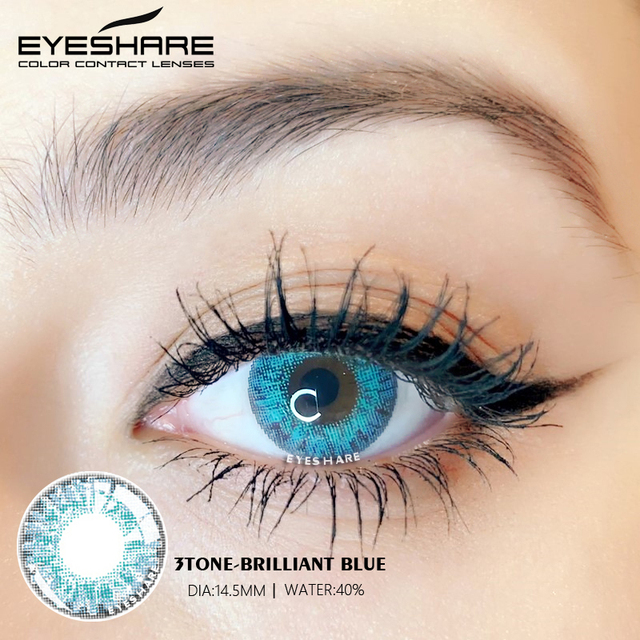 Eyeshare siam series soft contact lenses color contacts beauty eye lens cosplay eyes cosmetics