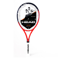Professional Head Tennis Racket Carbon Composite Padel Rackets Shock Absorption Handle With String Bag For Men Women Beginners