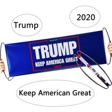 цена на NEW 2020 President Election Hand Held Trump Flag Bumper Stickers Flag For Supporting