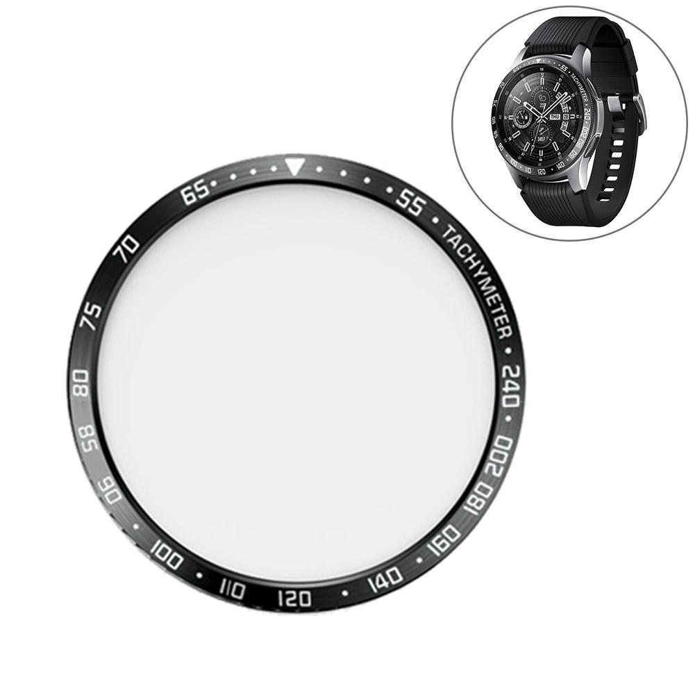 New Arrival Time Scale Smart Watch Bezel Ring Dial Cover Decor Accessory for Samsung Galaxy image