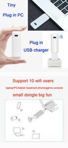 Image 3 - LDW922 3G/4G 와이파이 라우터 모바일 휴대용 무선 LTE USB 모뎀 동글 나노 SIM 카드 슬롯 포켓 핫스팟