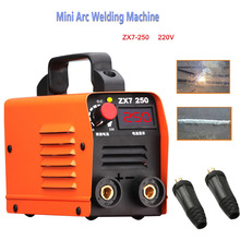 Welding-Machine Electricity ZX7-250 Mini 220V250A IGBT Household DC Arc Pure-Copper