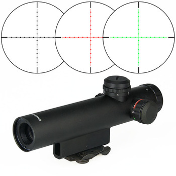 PPT Tactical Airsoft sight Sniper scopes 4x20E rifle scope Opitcs hunting riflescope GZ1-0007 цена 2017