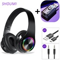 Noise Cancelling Wireless Headphones With Mic Foldable Bluetooth Headset and TV PC Tablet Bluetooth Adapter Gaming TV Music Gift