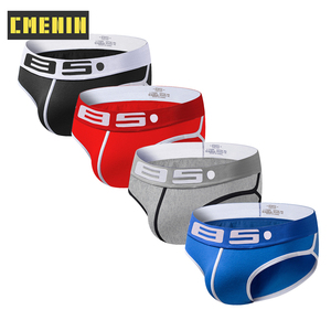 CMENIN 4Pcs/Lot Sexy Underwear Men briefs cuecas men bikini slip homme man underpants brief men pouch gay fashion 2020 new(China)