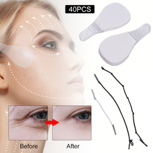 Face-Lift-Tape Facial-Stickers Scotch Wrinkle Beauty Thin Skin V-Shape 40pcs Flabby Invisible