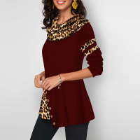 Devin Casual Plus Size 2020 Spring Tunic