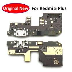 Port de chargement USB Dock chargeur fiche connecteur carte câble flexible pour Xiaomi Redmi 5 Plus