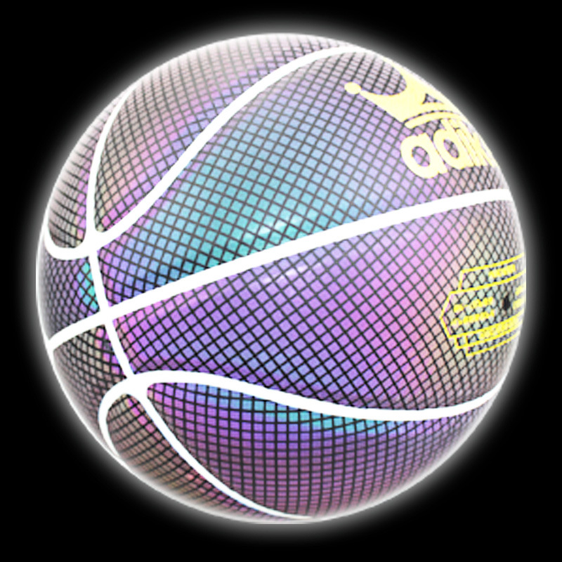 New Street Fancy Basketball Ball Official Size 7 PU Leather Outdoor Indoor Game Training Men And Women Basketball Baloncesto