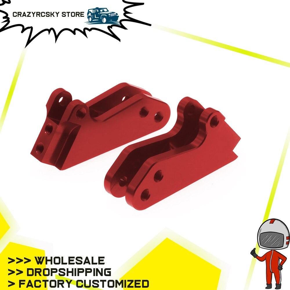 2pcs Alloy Axle Adaptor For RC Hobby Car 1-10 VRX Octane VETTA Karoo FTX Outlaw